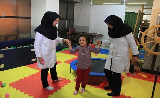 اهمیت مداخلات به موقع کار درمانی کودکان