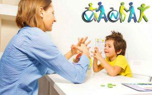 گفتاردرمانی لکنت زبان کودکان