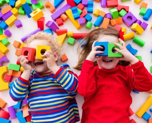 کاردرمانی برای کودکان / کاردرمانی ونک