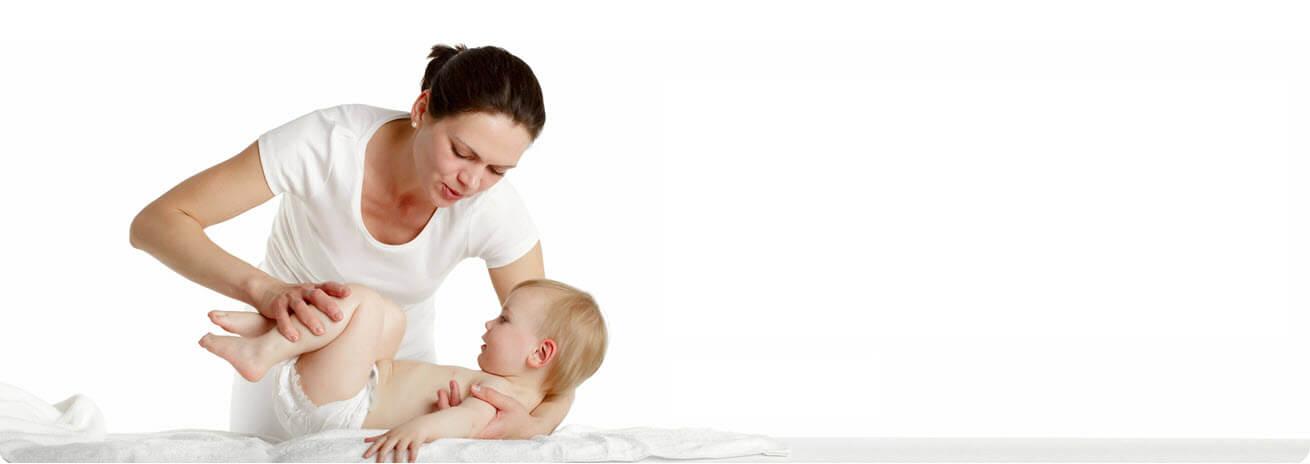 کاردرمانی در نوزادان