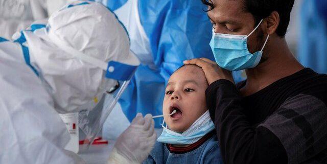 کرونا و کاردرمانی فلج مغزی کودکان در تهران