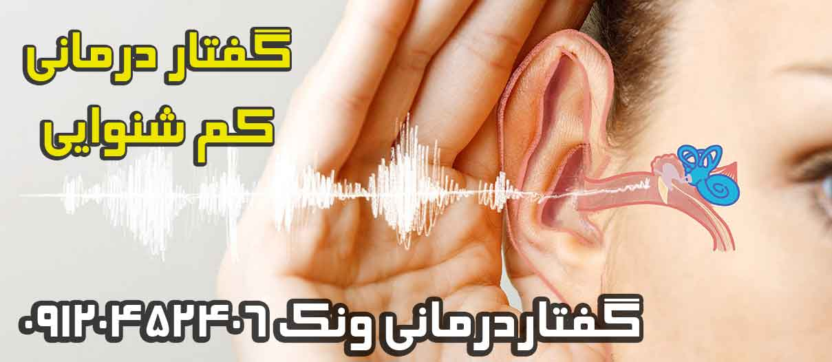گفتار درمانی کم شنوایی | حرف زدن کودکان کم شنوا