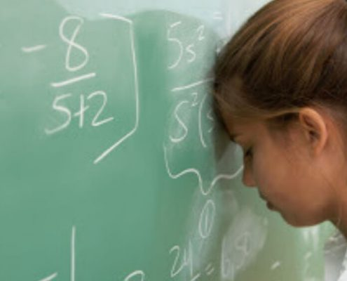 اختلال یادگیری